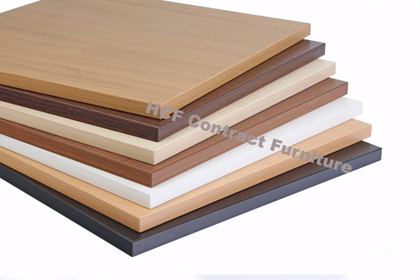 1200mm X 750mm 25mm Contract Laminate Table Top Made To